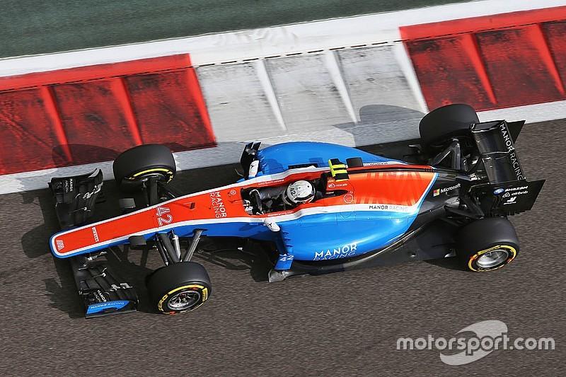 A Manor 2017-es F1-es autója készen áll a gyártásra