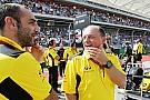 Renault wijst geen nieuwe teambaas aan na vertrek Vasseur