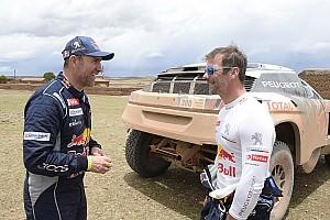Dakar Son dakika Loeb: Peterhansel sorun yaşamadıkça kazanmam imkansız