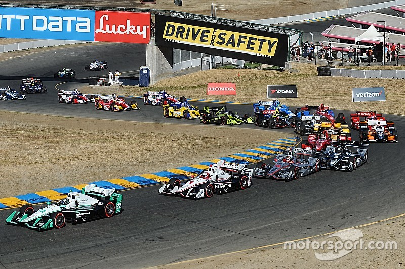 Chevrolet zufrieden mit der Richtung, in die IndyCar geht