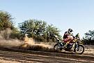 Étape 12, motos - Après trois abandons, Sunderland remporte le Dakar!