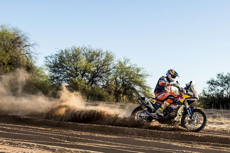 Dakar 2017:  KTM-Fahrer Sam Sunderland feiert 1. Bike-Titel