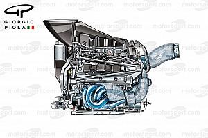 Formel 1 Analyse Formel-1-Technik: Warum Honda sein Motorenkonzept über Bord wirft