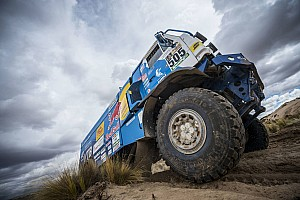 Dakar News Dakar 2017: Truck-Sieg für Nikolaev, Quad-Sieg für Karyakin