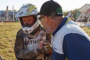 Dakar Nieuws Arjan Bos rijdt met gebroken sleutelbeen naar finish van Dakar