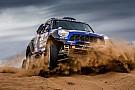 Dakar MINI a 2017-es Dakaron: 6. hely és megbízhatóság