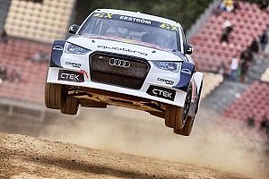 Ралли-Кросс Новость Audi выставит заводскую команду в мировом ралли-кроссе