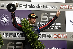 IndyCar Nieuws Felix da Costa hoopt op IndyCar-kans bij Carlin