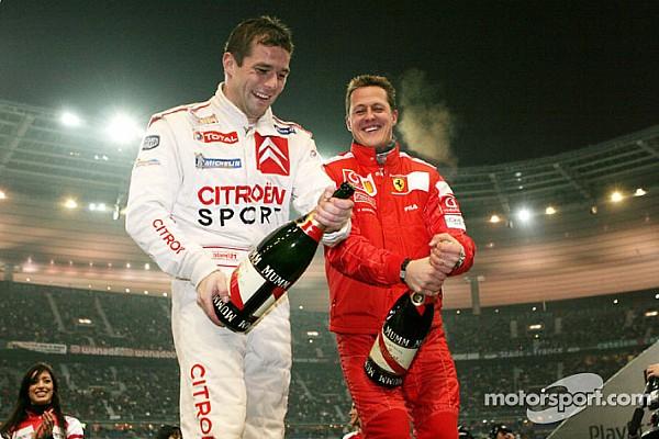General Diaporama Schumacher, Loeb, Ogier... Ils ont gagné la Race of Champions