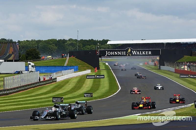 Aún no se tomó ninguna decisión por el GP de Gran Bretaña