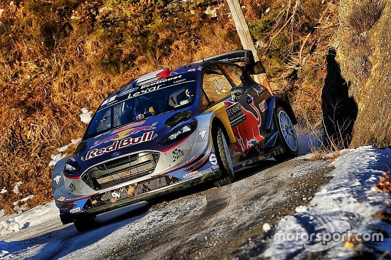 WRC in Monte Carlo: Sebastien Ogier siegt beim Saisonauftakt