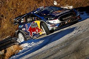 WRC Top List Galería: Así lucen los nuevos coches del WRC en acción