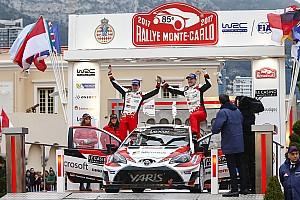 WRC BRÉKING A Toyota szerint már idén is lehetséges a győzelem a WRC-ben