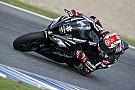 Jonathan Rea al frente en las pruebas en Jerez