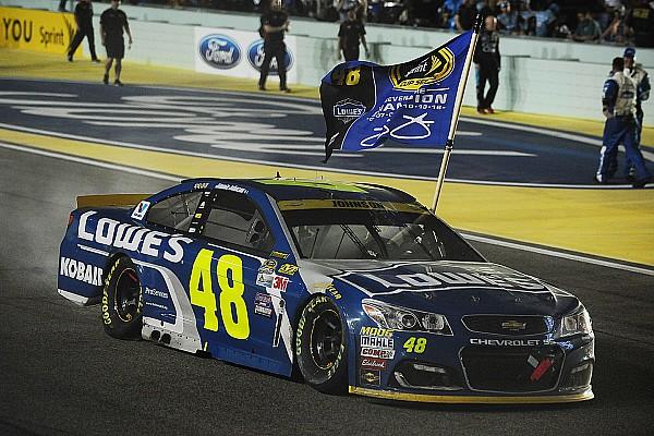Jimmie Johnson no considera que NASCAR quiera afectarlo