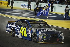 NASCAR Cup Entrevista Jimmie Johnson no considera que NASCAR quiera afectarlo