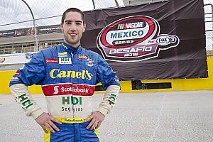 NASCAR Noticias de última hora Rubén García regresa al programa Drive For Diversity