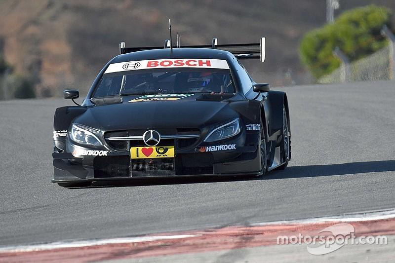 Mercedes назвал состав пилотов в DTM