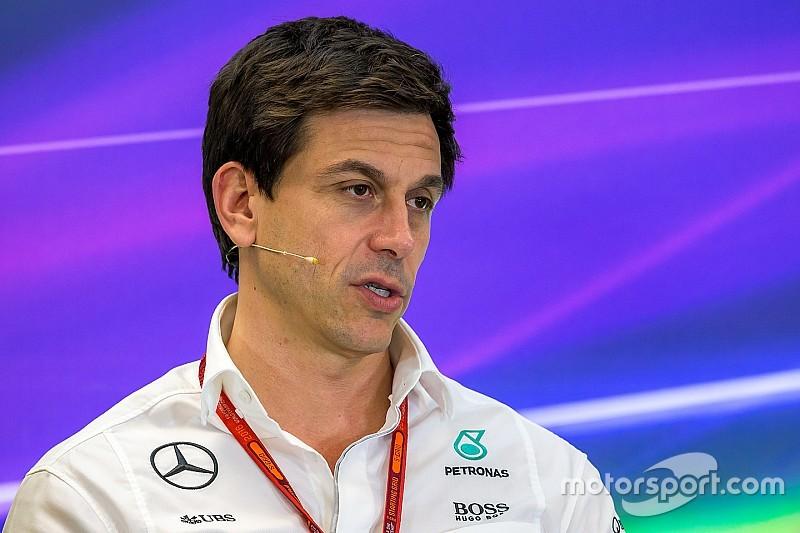 Wolff - La F1 ne doit pas tester tout et n'importe quoi