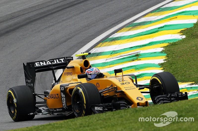 Команда Renault F1 переходить на BP/Castrol