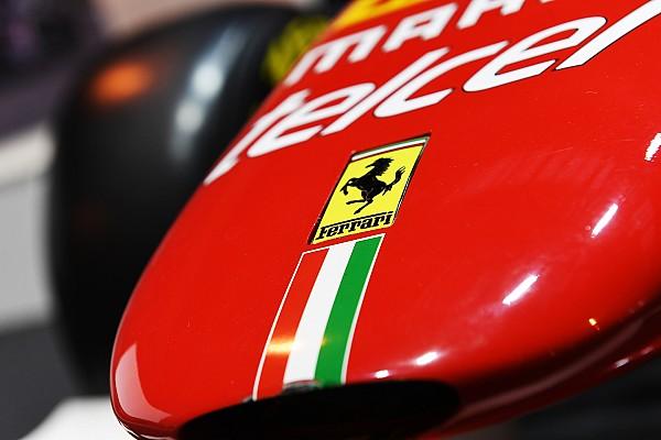 Patrocinador ventila por error el nombre del nuevo coche de Ferrari