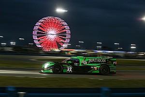 IMSA Rennbericht 24h Daytona nach 10 Stunden: Nissan-Crash in Führung liegend