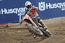 Motorrace: overig Jeffrey Herlings zegt voorbereidingsrace af vanwege ontstoken pols