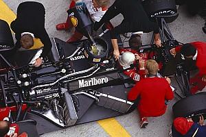 Формула 1 Самое интересное Как это было: тесты Формулы 1 четыре десятилетия назад