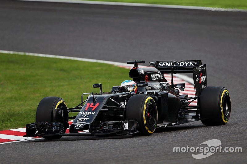 "Alonso: ""Pertanyaan terbesar"" McLaren ada di aerodinamika, bukan mesin"