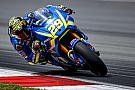 【MotoGP】公式テスト2日目:スズキのイアンノーネ最速。ラバト負傷