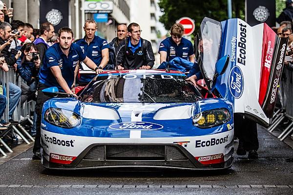 Le Mans Noticias de última hora Ford espera tener cuatro coches en Le Mans