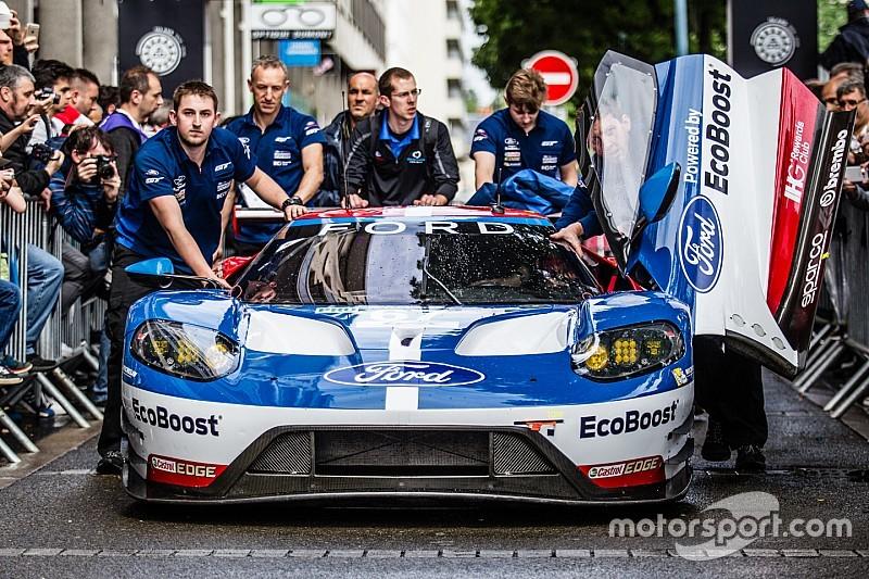 Ford espera tener cuatro coches en Le Mans
