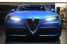 Un coupé Alfa Romeo Giulia serait attendu à Genève