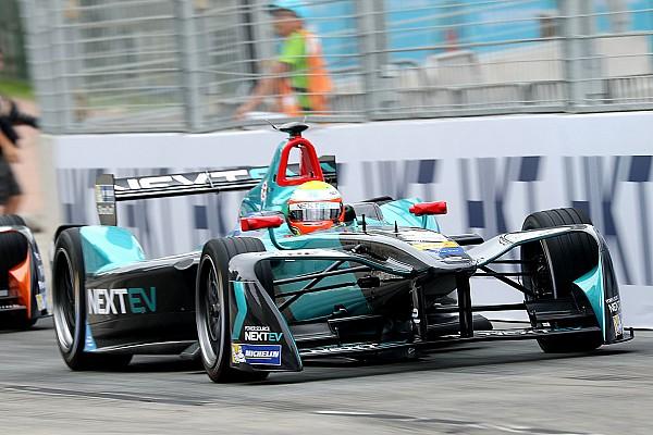 Х'юз став новим керівником команди Формули Е NextEV