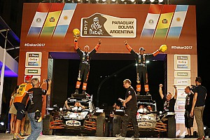 Rally: overig Nieuws Tim en Tom Coronel naar Morocco Desert Challenge: