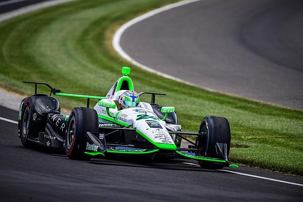 Карам выступит в Indy 500 за команду Dreyer & Reinbold