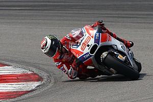 MotoGP BRÉKING MotoGP: Lorenzo alternatív fékrendszert tesztel Ausztráliában!