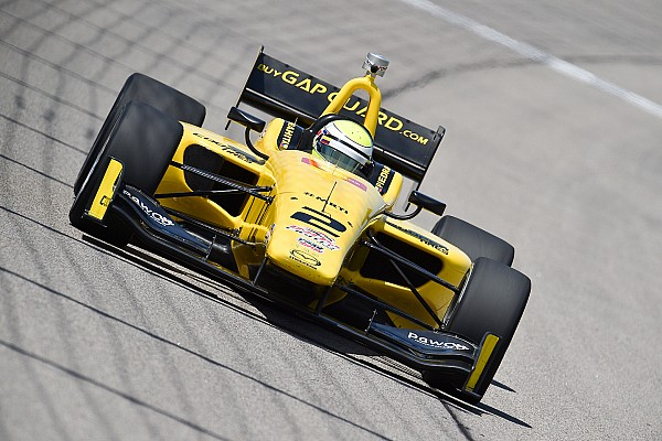 Indy Lights Noticias de última hora Piedrahita estará en Indy Lights con el Team Pelfrey