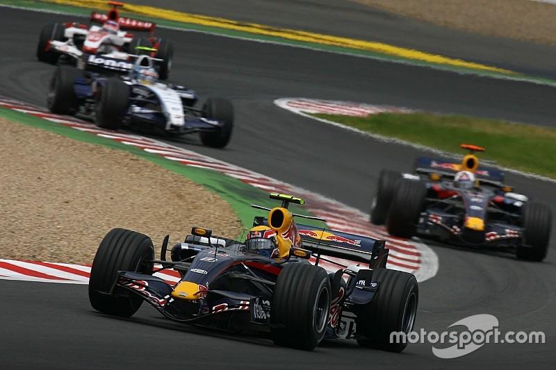 Webber: Mobil F1 2017 bisa samai catatan waktu 10 tahun lalu