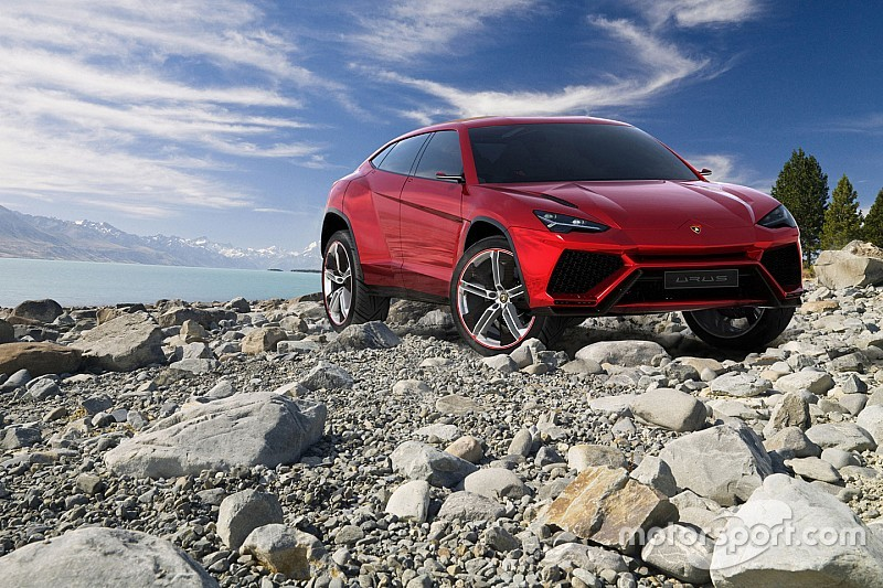 Lamborghini s'interdit toute erreur avec son SUV