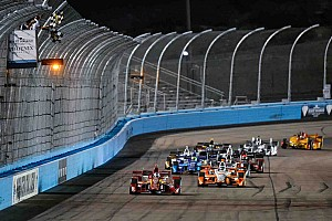 IndyCar 速報ニュース 【インディカー】2017年のエアロキットは、当初の合意通り開発凍結