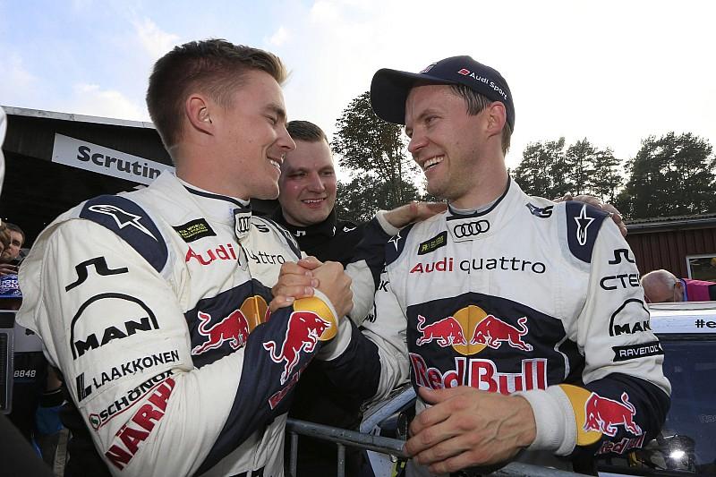Heikkinen blijft bij EKS voor WK rallycross 2017
