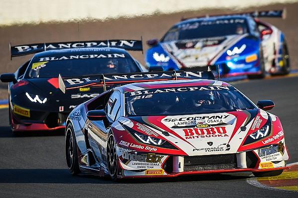 Lamborghini Super Trofeo Ultime notizie Lamborghini annuncia il termine della partnership con Blancpain