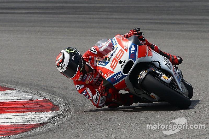 """""""Lorenzo doet in Qatar mee om de overwinning"""", verwacht Pirro"""