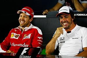 """F1 Noticias de última hora Montoya: """"Vettel y Alonso son los mejores"""""""