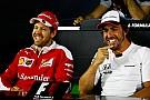 """Montoya: """"Vettel y Alonso son los mejores"""""""