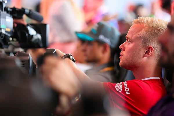 Rosenqvist, ilk Formula E zaferini