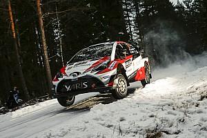 WRC Dagverslag WRC Zweden: Latvala leidt na winst in Super Special