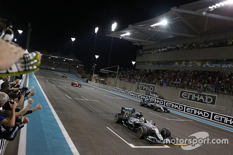 Rosberg: agresszívnak kellett lennem, mert Hamilton sokszor átlépett rajtam