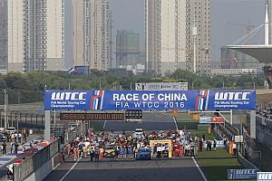 WTCC Новость Китайский этап WTCC перенесли из Шанхая в Нинбо